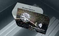 Cartão de Visita Holográfico