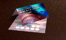 Cartão Duplo Metal Premium